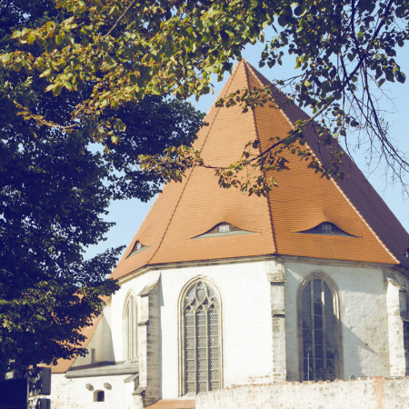 Turm der Moritzburg