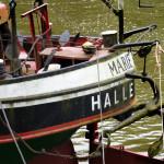 Anker der Bootsschenke Marie Hedwig