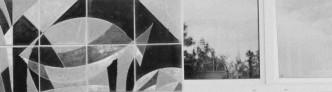 """Renau Wandbild """"Die vom Menschen beherrschten Kräfte von Natur und Technik"""""""