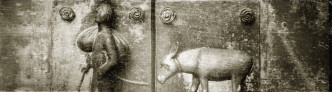 Tür der Ulrichskirche